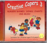 Creative Capers 3 : CD