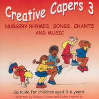 Creative Capers 3 : MP3