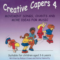 Creative Capers 4 : MP3